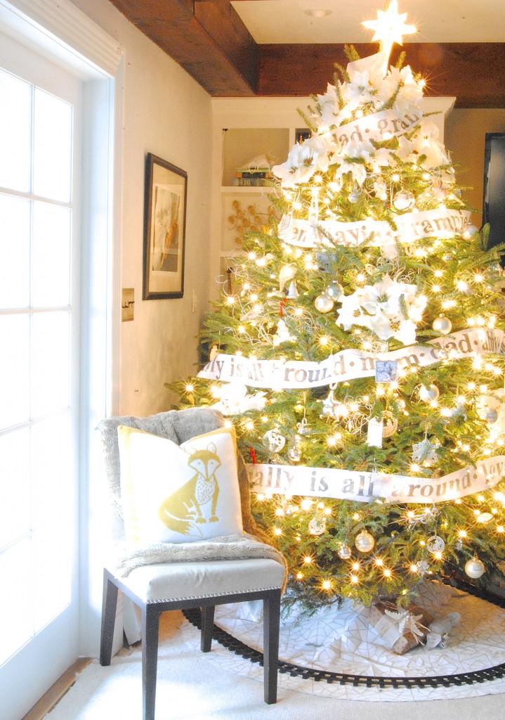 Christmas Home Tour Holiday Decorating Ideas Lemonade Style  Making Lemonade