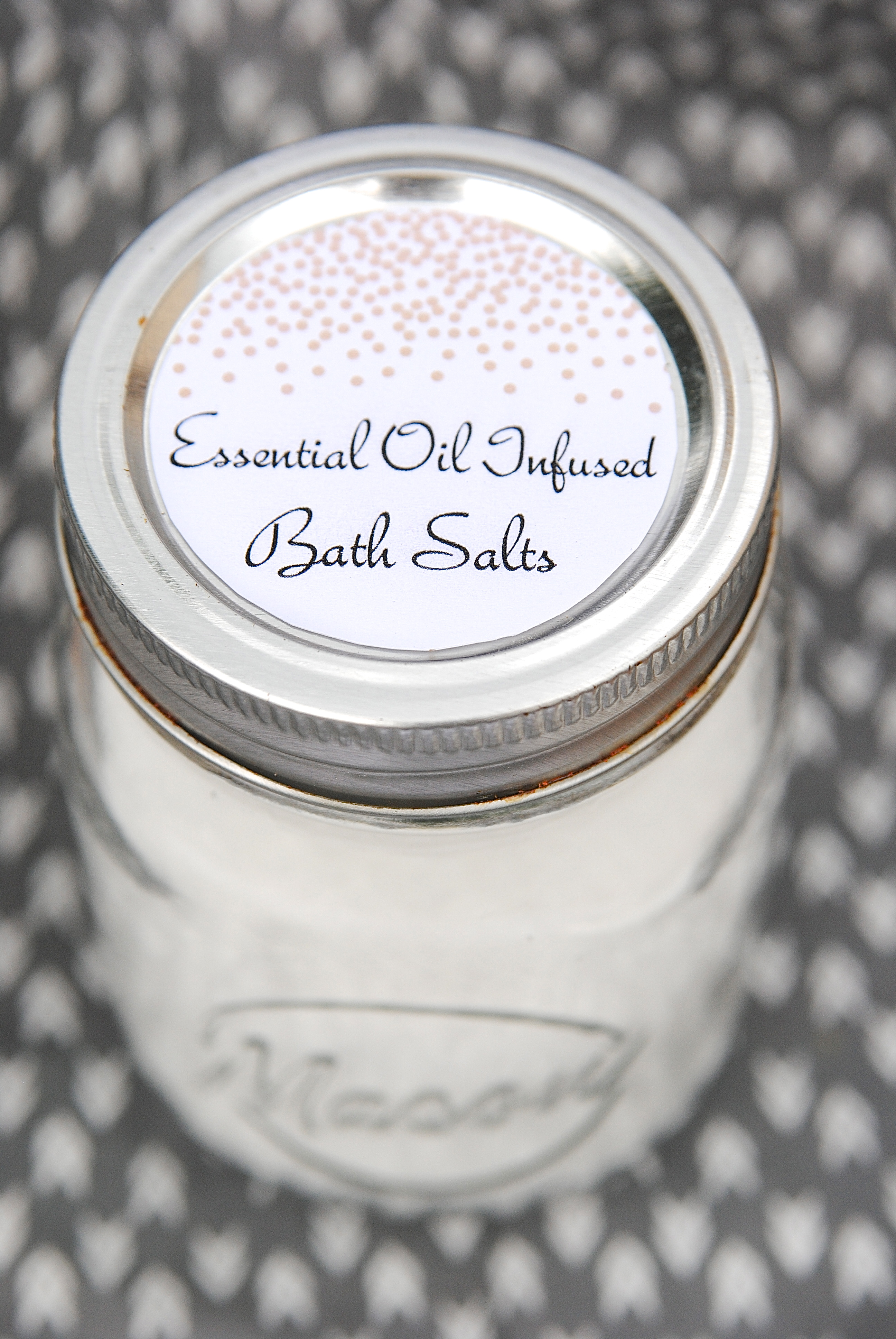 DIY Mothers Day Gift Idea With Free Printable Labels
