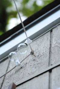 Hanging String Lights | www.imgkid.com - The Image Kid Has It!