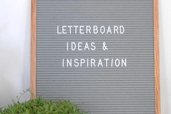 letter board sprüche # 72