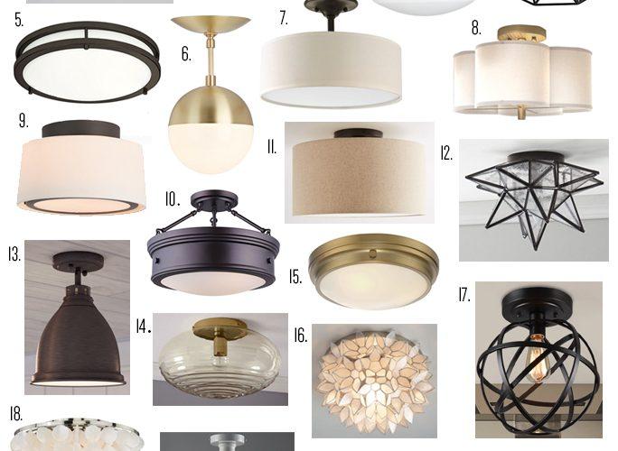 flush mount lighting that you ll