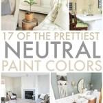 17 Of The Prettiest Neutral Paint Colors Making Lemonade