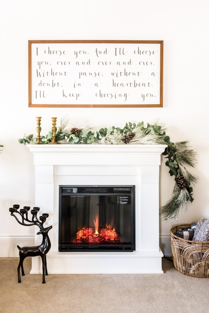 18 Cozy Electric Fireplaces That Look Like The Real Thing Making Lemonade