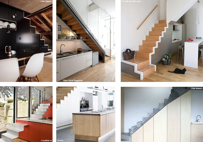 Escalier Making Loft