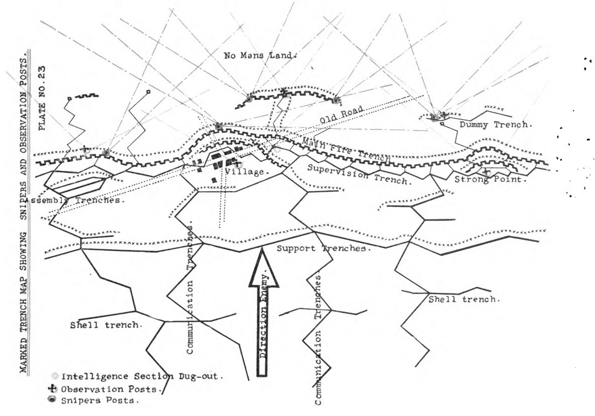 Maps Ww1