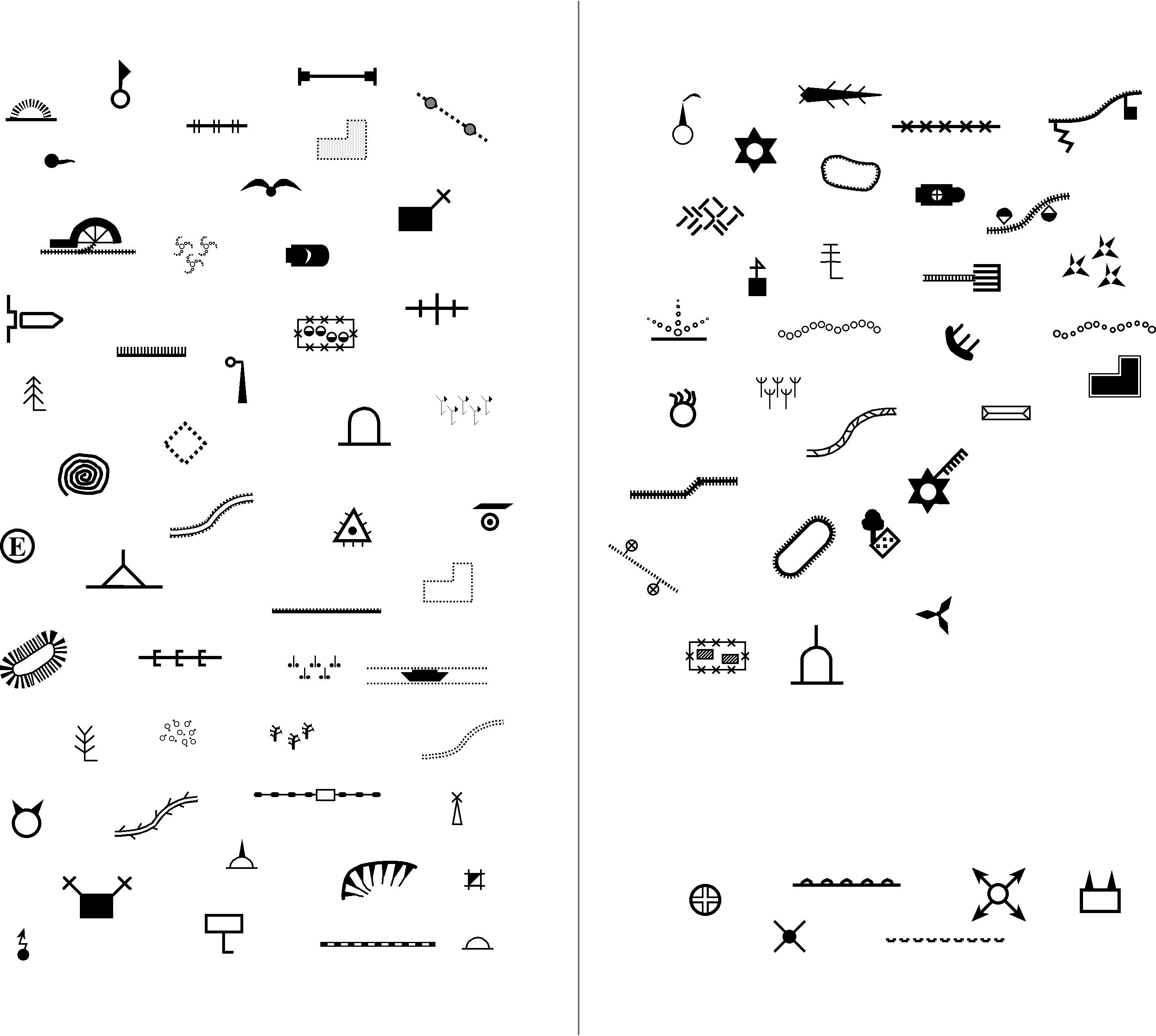 Custom Map Symbols In Maps
