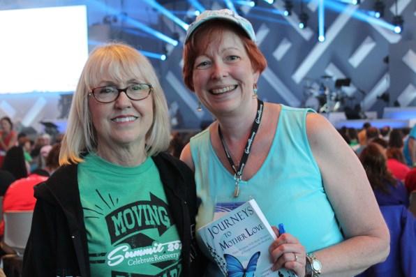 Cheryl Baker, co-founder of Celebrate Recovery