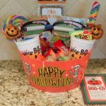 Boo Basket Ideas Making Memories With My Minis