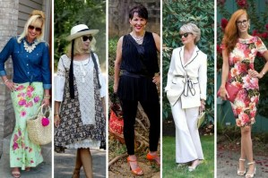 Each of these women know what works for them and it shows! If you relate to their style vibe, check out this post for inspiration to refine your own style.