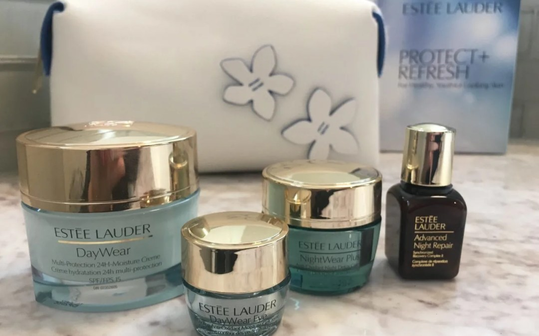 Estee Lauder Makeover & Free Gift With Purchase 2018