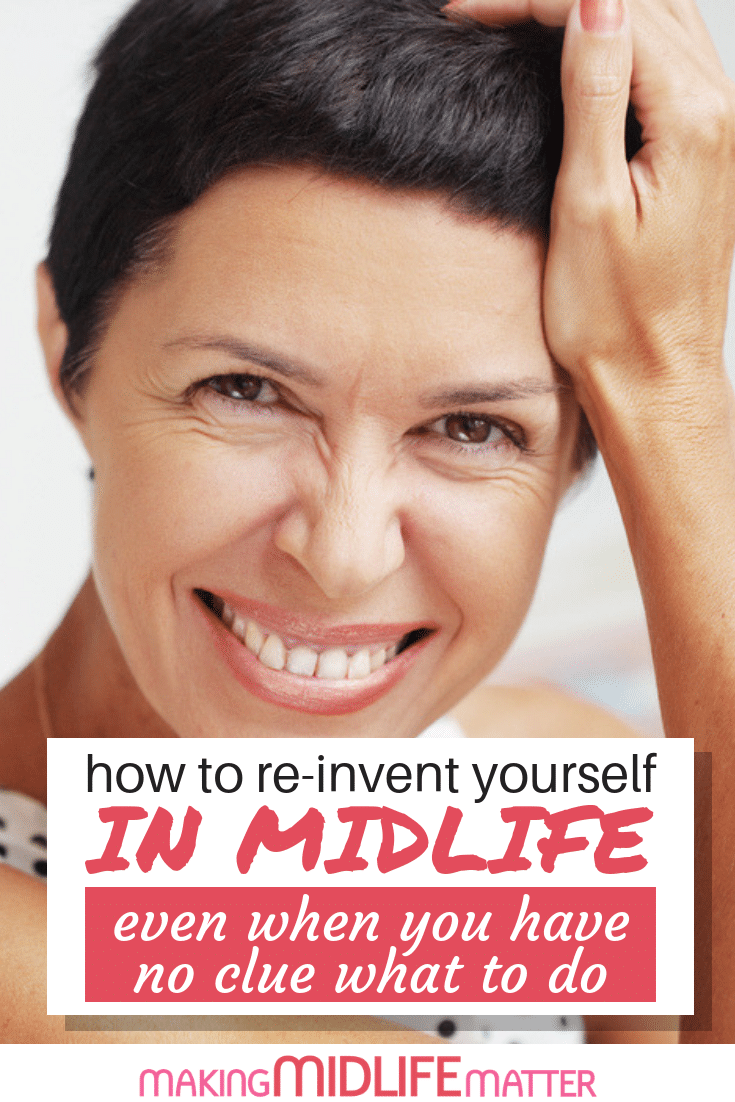 Are you a woman over 40 and feel like the life you are busy living, isn't the one you are supposed to be living? If you want to know how to have a transformation, follow these steps to find purpose and reinvent yourself in midlife. #midlife #over40 #reinvent #transformation