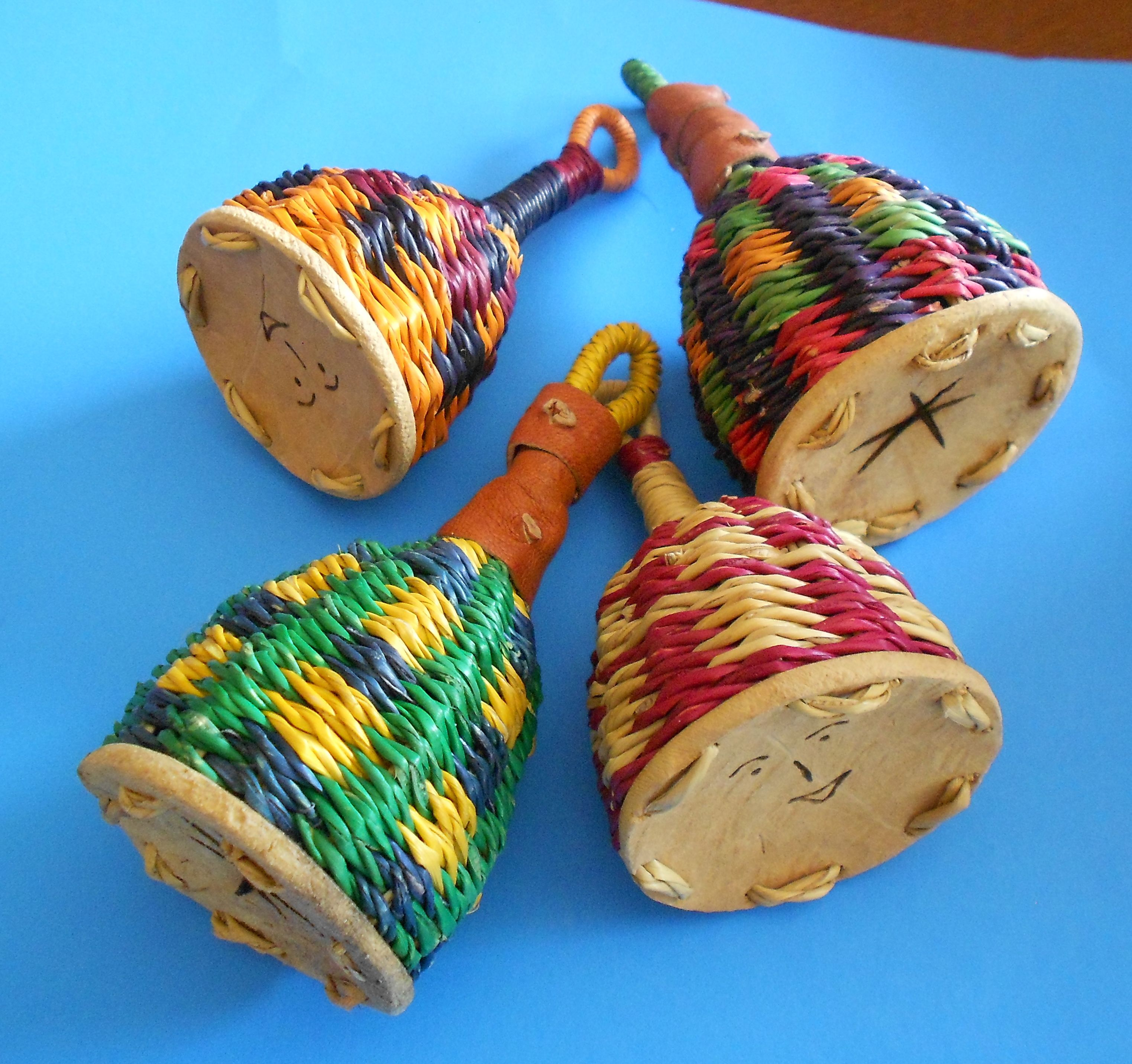 Caxixi Rattle