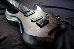Stone Wolf Guitars - Catalyst 7