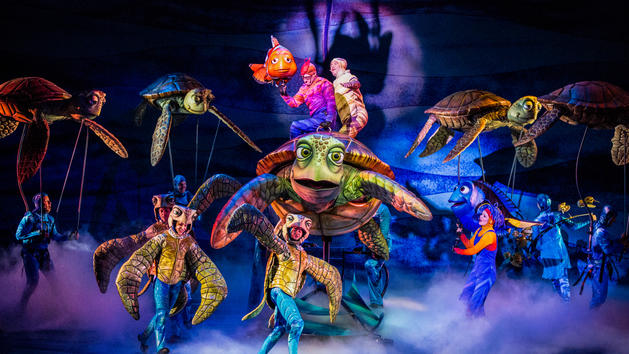 Finding Nemo The Musical - 10 Must-See Shows At Walt Disney World