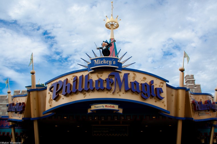 Mickey's Philharmagic - 10 Must-See Shows at Walt Disney World