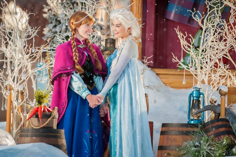 Frozen Sing-Along: For The First Time In Forever - 10 Must-See Walt Disney World Shows