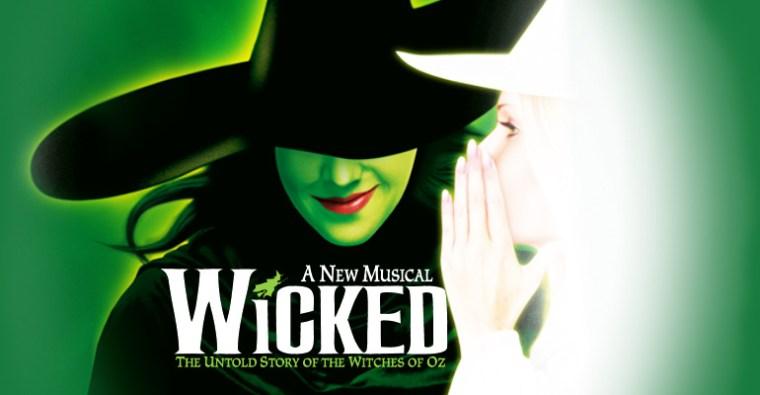 My Broadway Show Bucket List - Wicked