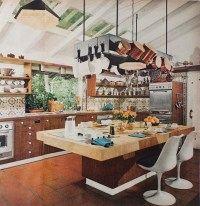 1970s Magazine Inspiration - Making Nice in the Midwest