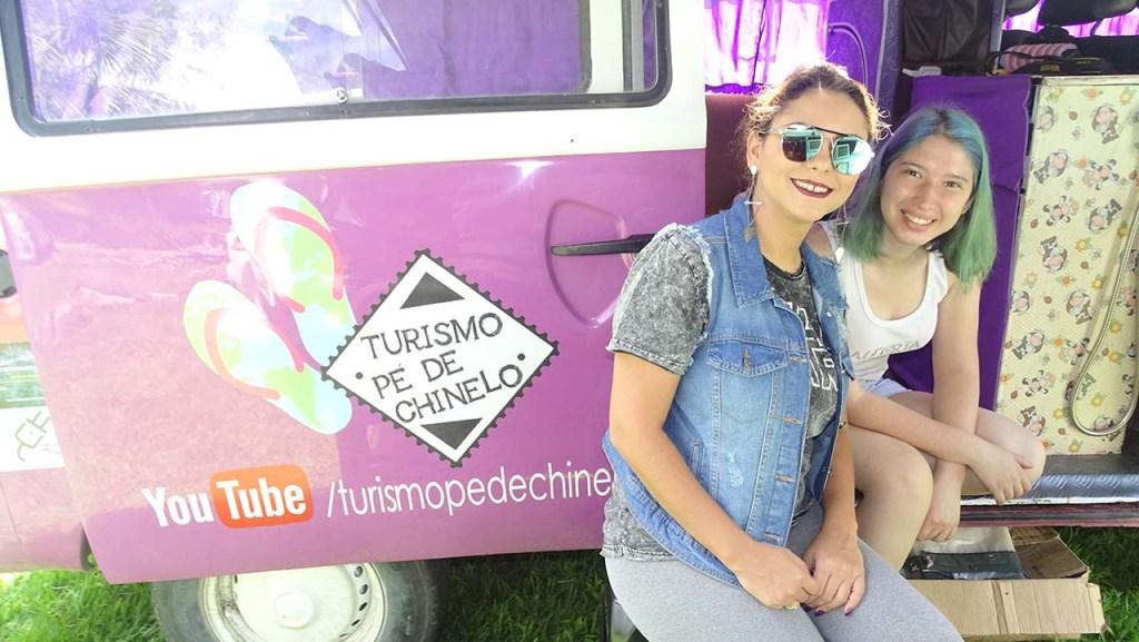 Kelly Carioca Bonita - Stefane Turismo pé de chinelo