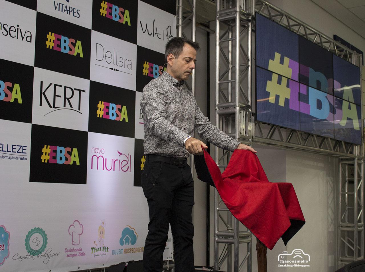 Ebsa 8 Motivacional Gerardi Pereira Mágico Palestrante