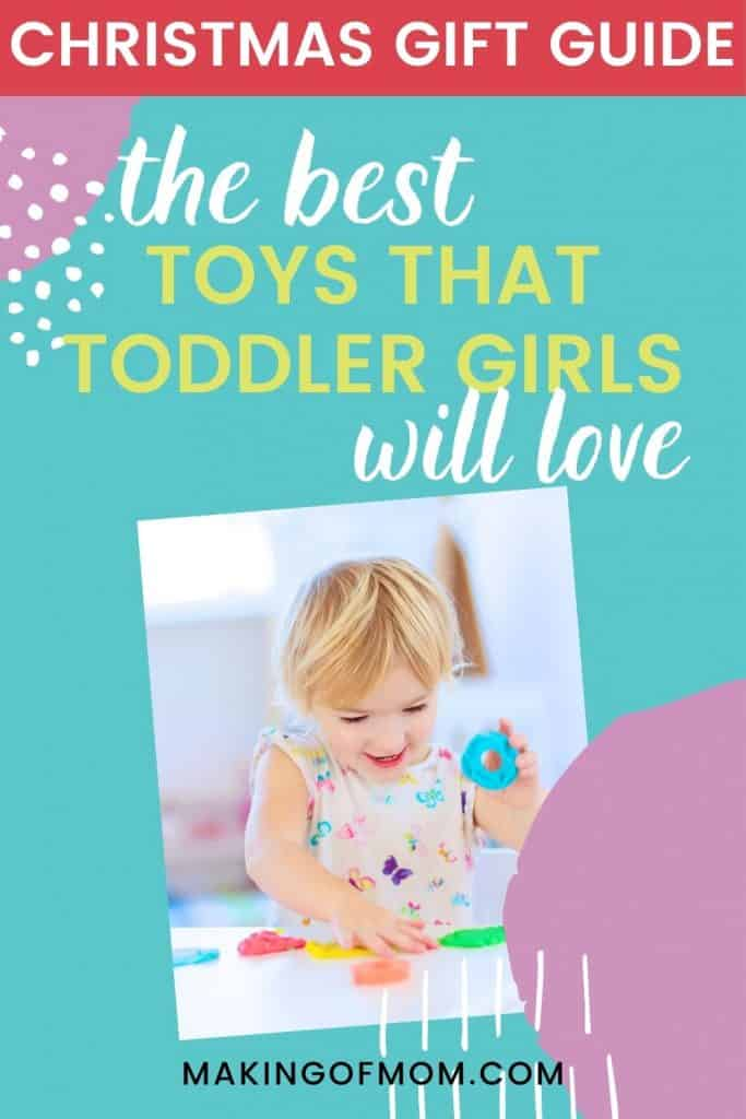 Best Toys For A One Year Old Girl 2020 Christmas Gift