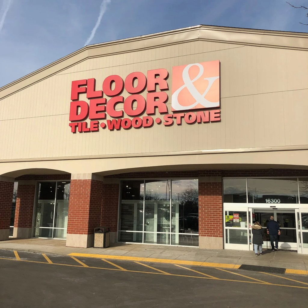 Floors And Decor Store Tour
