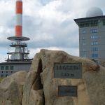 der höchste Gipfel im Harz