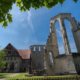 Kloster Walkenried am südlichen Harzrand