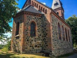 Die schöne, kleine Kirche in Friedrichsbrunn, Ostharz