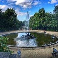 Fontäne im Schloßpark