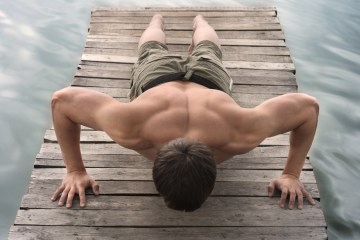 50 push-ups a day