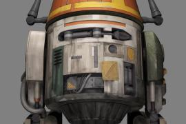 "REB IA 482 L article - Awesome Star Wars Rebels German Video ""Meet Chopper!"""