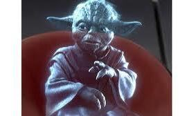 Yoda Ghost - StarWars.com's This is Madness 2014! Awesome Yoda Video included!
