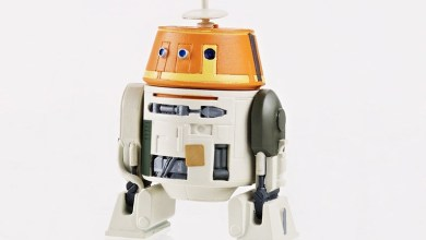 Photo of See Star Wars Rebels' Chopper Action Figure!