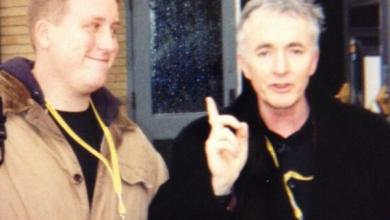 Photo of The Time Anthony Daniels Delivered a No Smoking Personal PSA to Us!