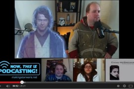 NTIP Ghost Anakin 1 - Now, This is Podcasting! now has Video!