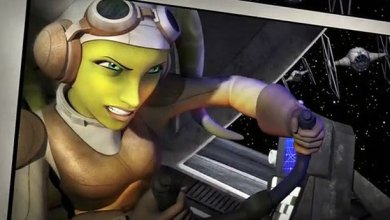 Star Wars Rebels Hera