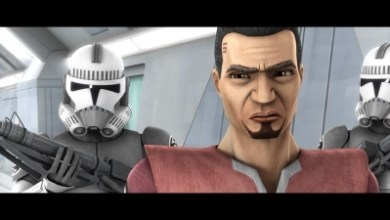 Photo of Screencaps from The Clone Wars Bonus Content in Germany
