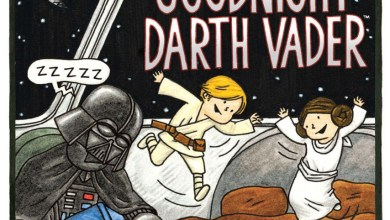 Goodnight Darth Vader by Jeffery Brown Announced!