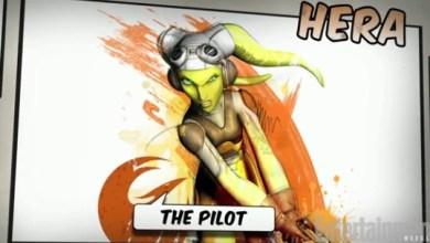 Photo of Star Wars Rebels: Meet Hera Syndulla, Pilot and Fearless Leader