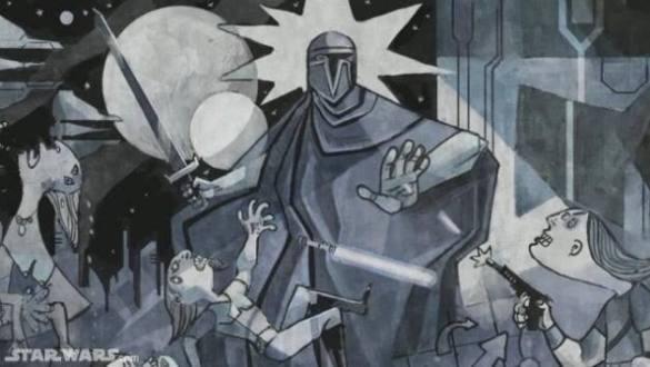 paintingofMandalorian-Jediwar