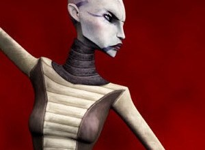 Photo of Asajj Ventress and Quinlan Vos Novel Synopsis