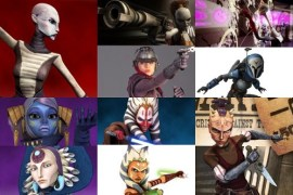 sw fanmade character tournament1 1 - Where are the Female Characters in the Star Wars Character Tournament?