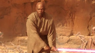 Samuel L. Jackson shares Star Wars: Episode II anecdote on The Daily Show!