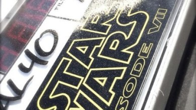Photo of It is official! Star Wars: Episode VII has begun filming!