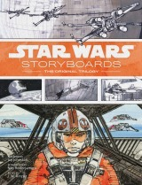 Photo of Review: Star Wars Storyboards Edited by J.W. Rinzler from Abrams, New York.