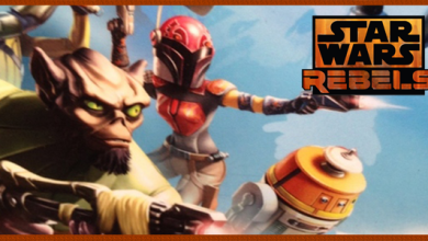 Photo of Star Wars Rebels to be 16 Episodes, feature some classic characters.