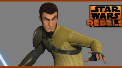 Photo of Kanan Jarrus' View of the Jedi Order Part 1