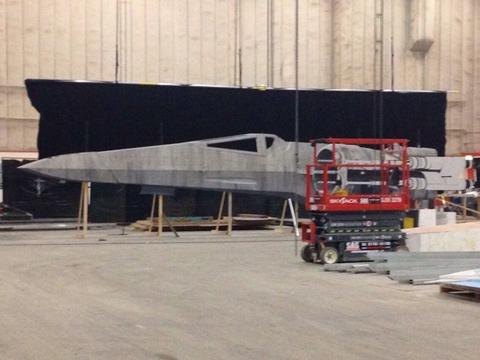 millennium falcon star wars spoiler sneak peek behind the scenes photos 012 480w