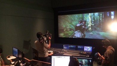 "Photo of Return of the Jedi sound work is being conducted. For 4k version or are we getting those ""unaltered"" cuts?"